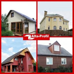 Сайдинг Alta-Profil