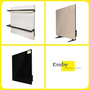 Керамічні обігрівачі EMBY
