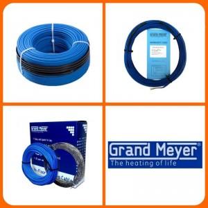 Двожильний нагрівальний кабель Grand Meyer THC20
