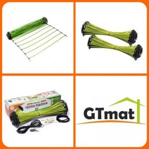 Стрижнева тепла підлога CALEO GTmat Extra BOOST