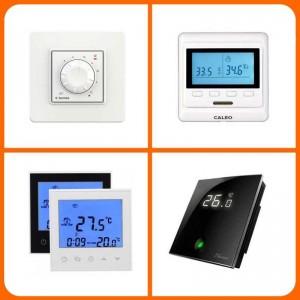 Терморегулятори і комплектуючі