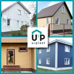 Фасадні панелі U-Plast