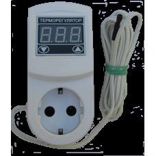 Терморегулятор розетковий MTP-2