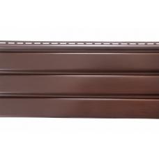 Софіт ASKO панель без перфорації (коричнева)