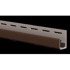 Софіт АйДахо планка J (коричнева)