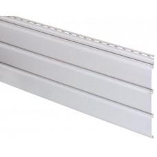 Софіт АйДахо панель без перфорації (біла)