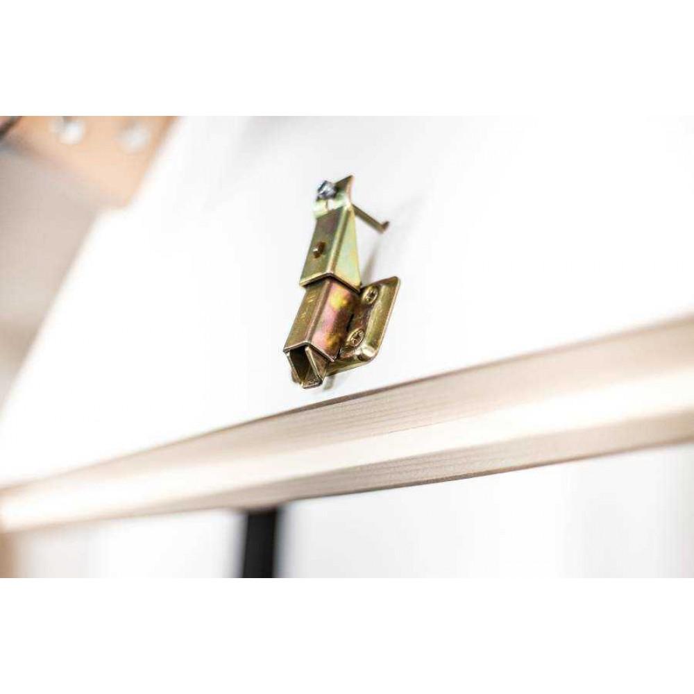 Драбина на горище Altavilla Faggio Super (Termo Plus) Metal 3s 110х70