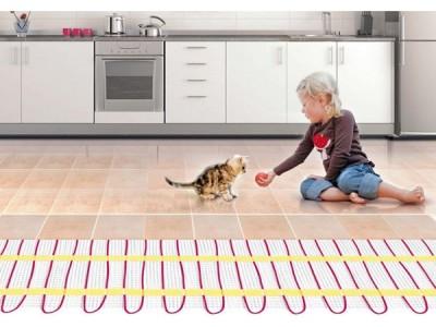 Про електричні теплі підлоги