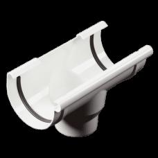 Лійка водостічна ProAqua 125 мм біла(RAL 9010)