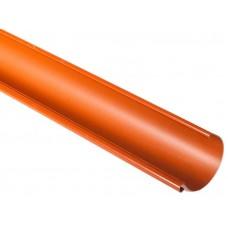 Ринва ProAqua 125/90 3м цегельна (RAL 8004)