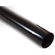 Труба водостічна ProAqua 125/90 3м темно-коричнева (RAL 8019)