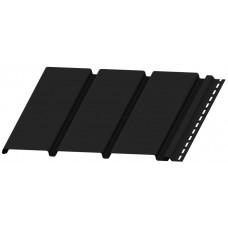 Софіт BudMat панель без перфорації (чорний)