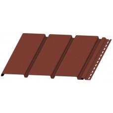 Софіт BudMat панель без перфорації (світло-коричнева)