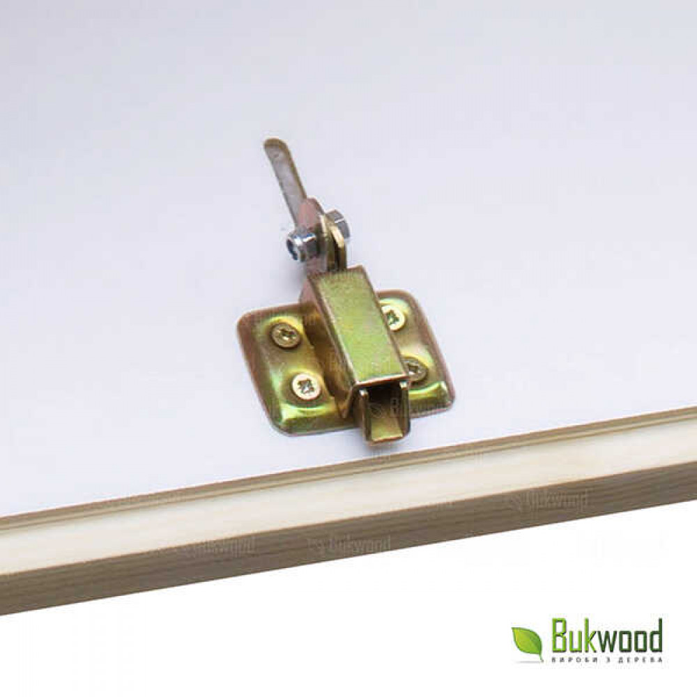 Люк на горище Bukwood Eco 90x70 см без утеплення