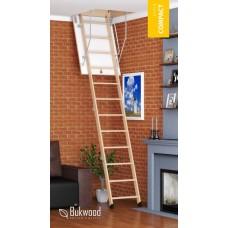Bukwood Compact Mini 90х60 чердачная лестница