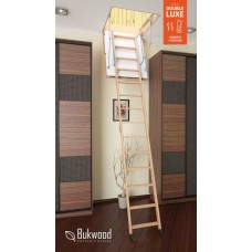 Bukwood MegaLuxe Long 120x60 лестница на чердак