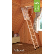 Bukwood Eco Minі 100х70 мансардна драбина