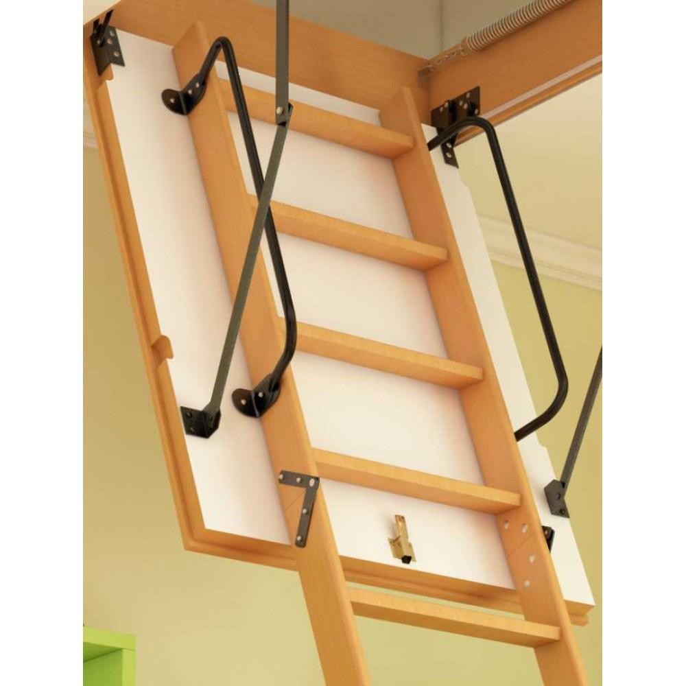 Поручень для чердачной лестницы