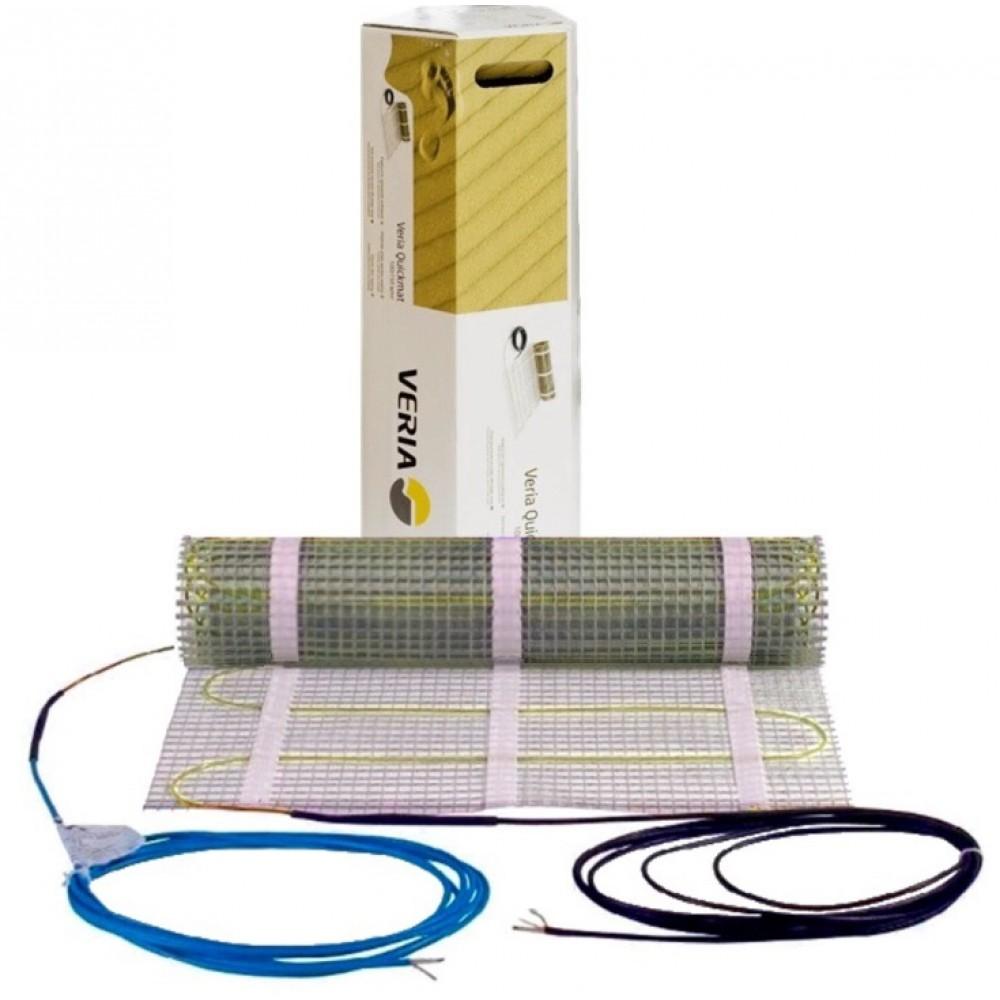 Тепла підлога (готове рішення - мат) Veria Quickmat-150 3,5 кв.м