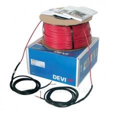Тепла підлога (секція нагрівального кабелю) DEVIbasic 20S 9,6 кв.м