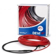 Тепла підлога (секція нагрівального кабелю) DEVIflex 18T 0,9 кв.м