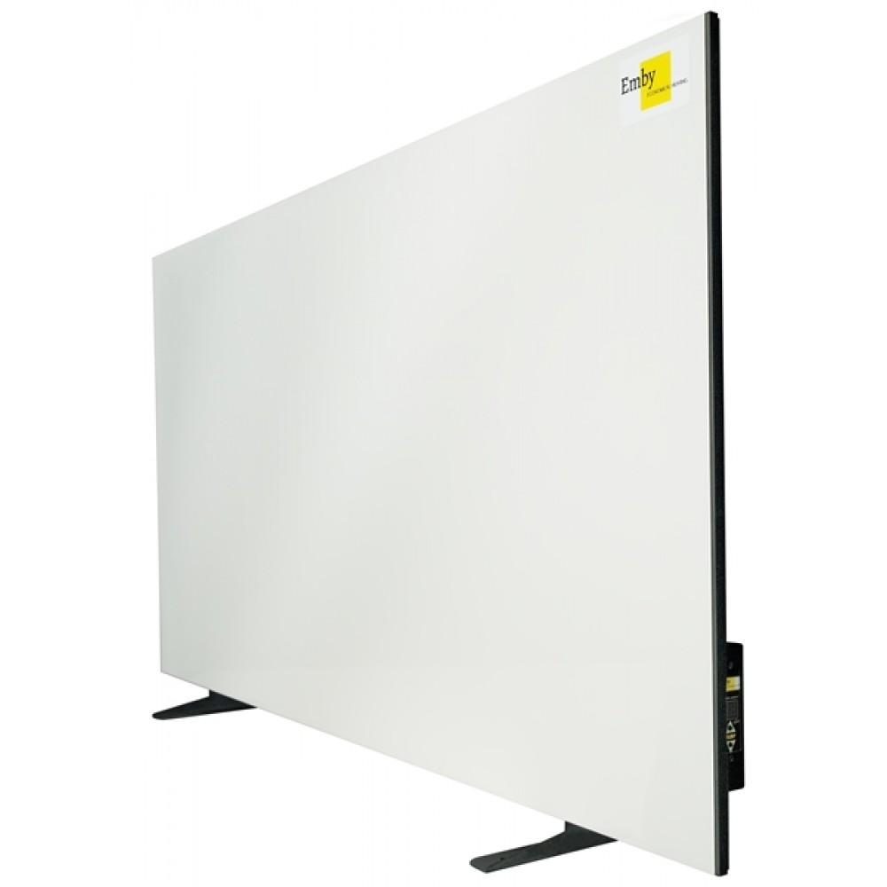 Керамічний обігрівач Emby CHT-1000 з електронним терморегулятором білий