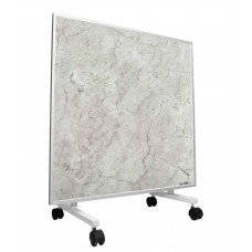 Керамічний обігрівач Ecoteplo AIR 600 Вт M (до 18 м.кв) сірий лофт