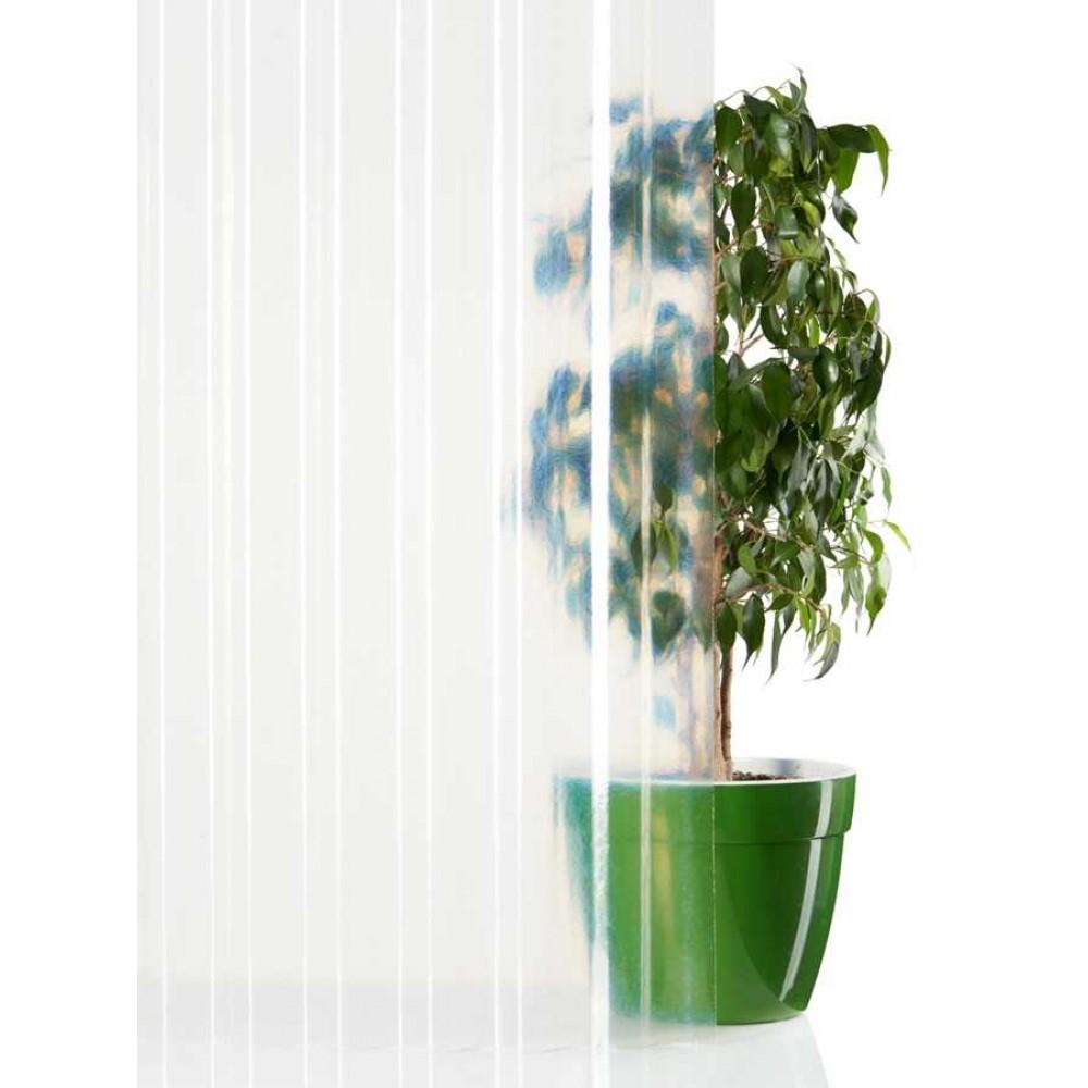 Прозорий гофрований шифер ЕліПласт безбарвний 1,5 м 0,85 кг/кв.м