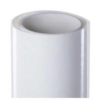 Прозорий плоский шифер ЕліПласт молочно-білий 2 м 0,85 кг/кв.м