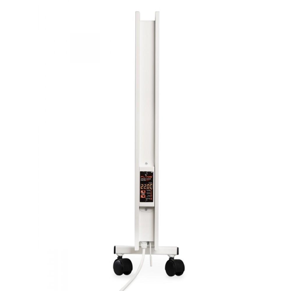 Керамічна електропанель FLYME 800Р молочного кольору на ніжках