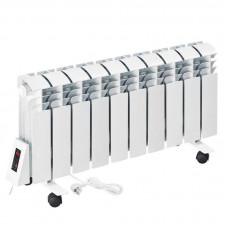 Радиатор электрический FLYME Compact 10 белый с программатором