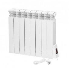 Радиатор электрический FLYME Elite 8 белый с программатором