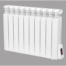 Радиатор электрический FLYME Standart 10 белый с терморегулятором