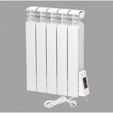 Радиатор электрический FLYME Standart 5 белый с терморегулятором