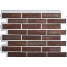 Фасадні панелі «Цегла Ризька» 01
