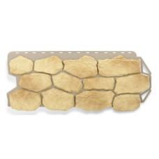 Фасадні панелі «Бутовий камінь» грецький