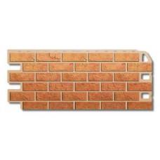 Фасадні панелі «Цегла» бежева