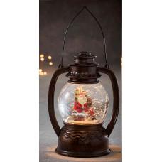 LED ліхтар декоративний Санта Luca Lighting пластиковий мідний