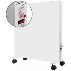 Підлоговий керамічний обігрівач LIFEX D.Floor 800 R білий з терморегулятором