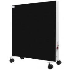 Підлоговий керамічний обігрівач LIFEX DoubleFloor ПКП800 R чорний з терморегулятором