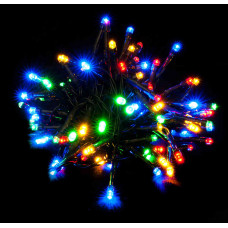 LED гірлянда Luca 27,9 м (мультикольорове світло)