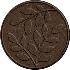 """Декор для садовых дорожек Multy Home резиновый """"трещины"""" 45 см коричневый"""