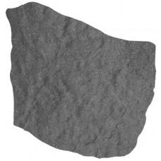 """Декор для садовых дорожек Multy Home резиновый """"камень"""" 43х53 см серый"""