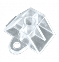 Підставка для монтажу прозорого ПВХ шиферу ONDEX