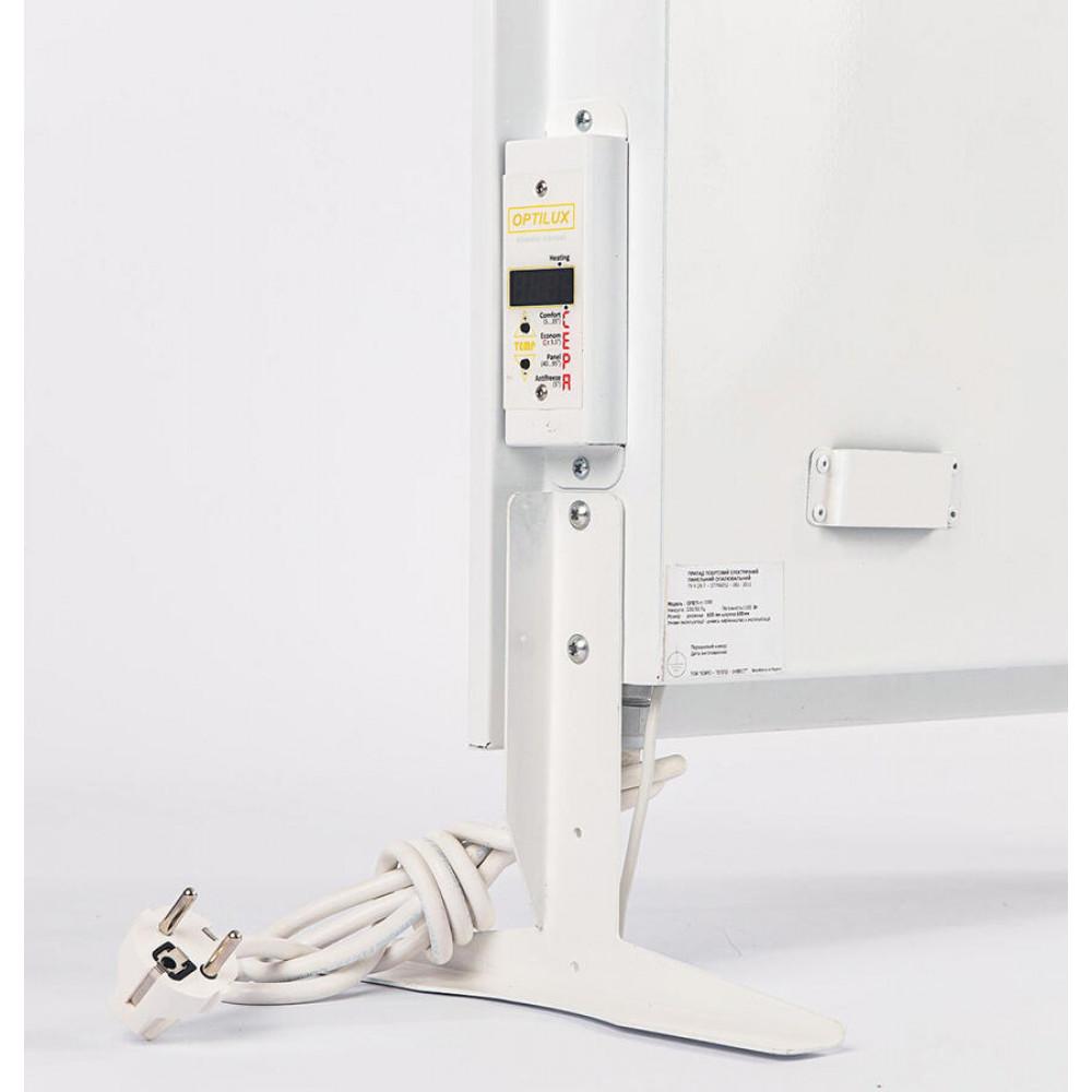 Керамический обогреватель Optilux РK 1400 НВ с терморегулятором мрамор