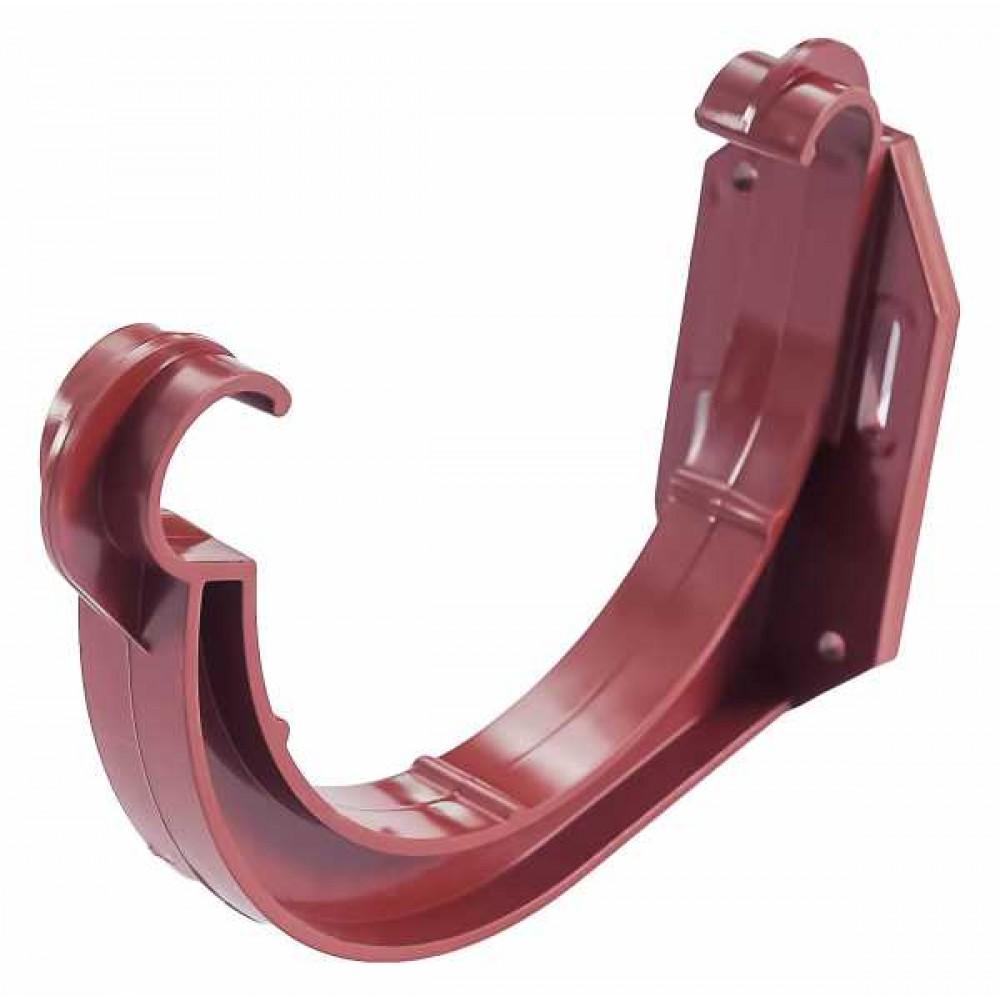 Кронштейн ринви червоний Profil Ø130 (ПВХ)