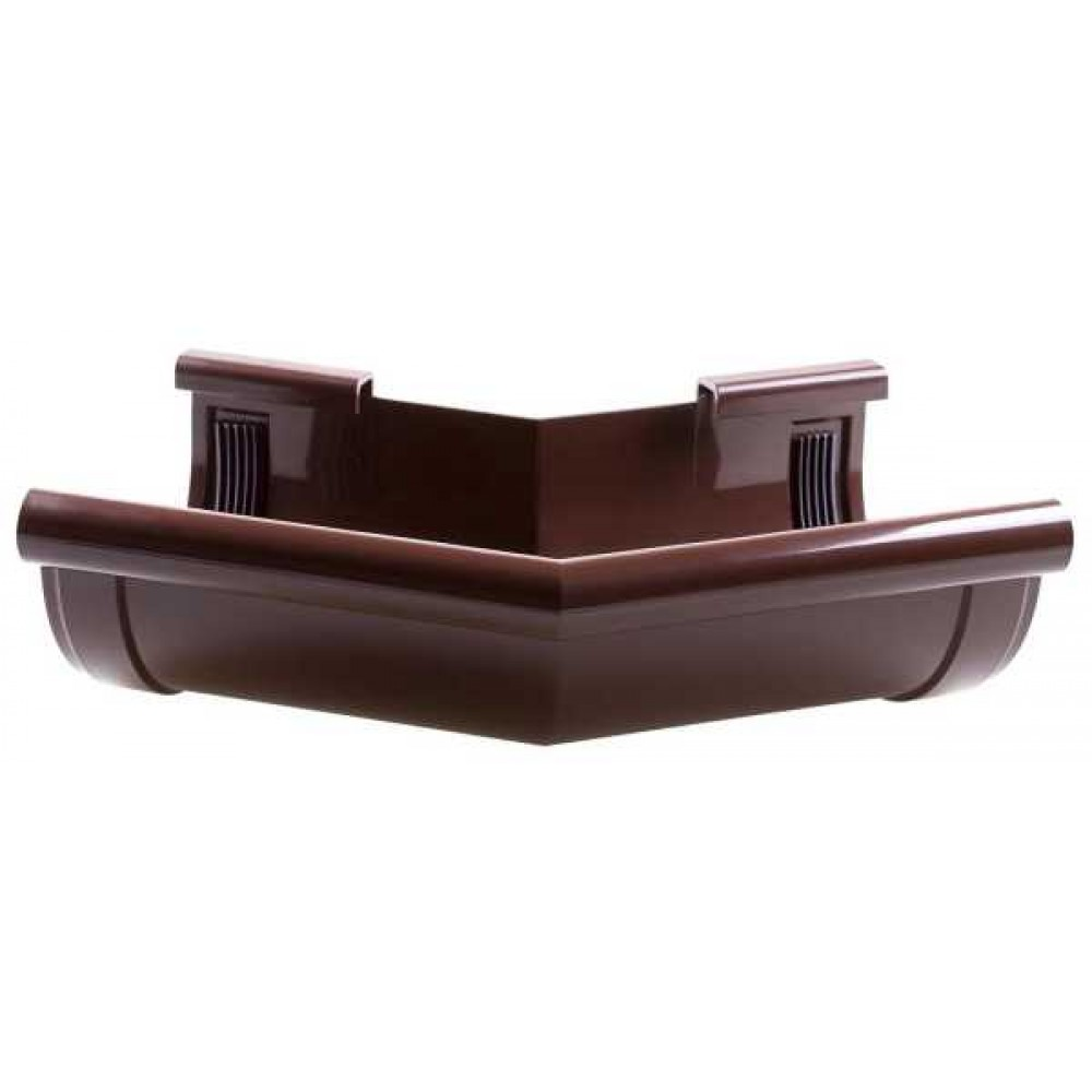 Кут зовнішній коричневий Profil Ø90 мм 135°