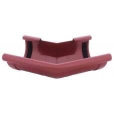 Кут зовнішній червоний Profil Ø130 мм 135°
