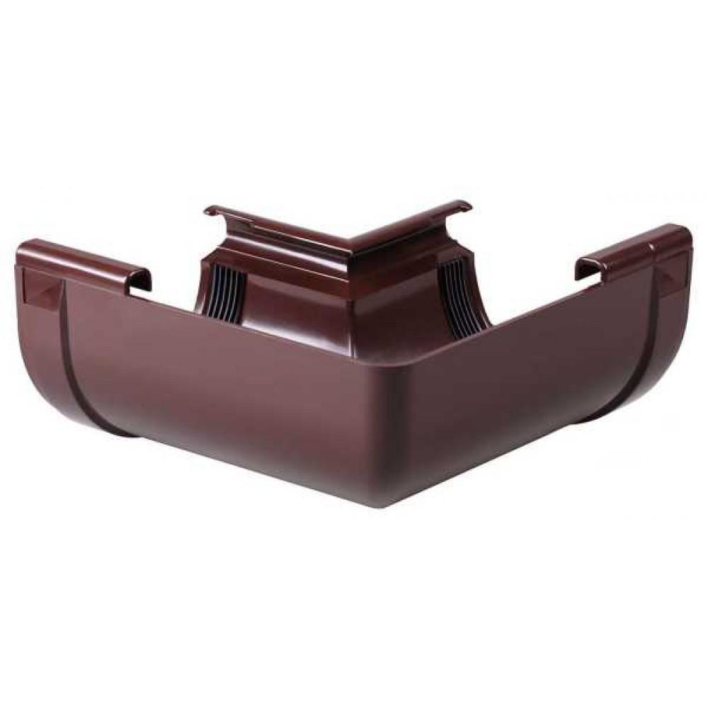 Кут внутрішній коричневий Profil Ø90 мм 90°