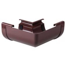 Кут внутрішній коричневий Profil Ø130 мм 90°